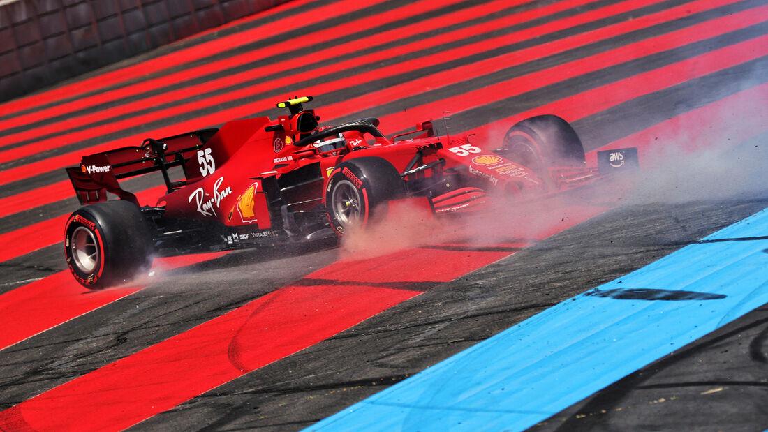 Carlos Sainz - GP Frankreich 2021