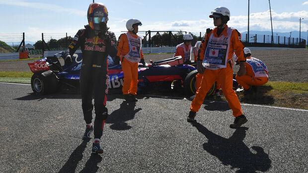 Carlos Sainz - GP Italien 2017