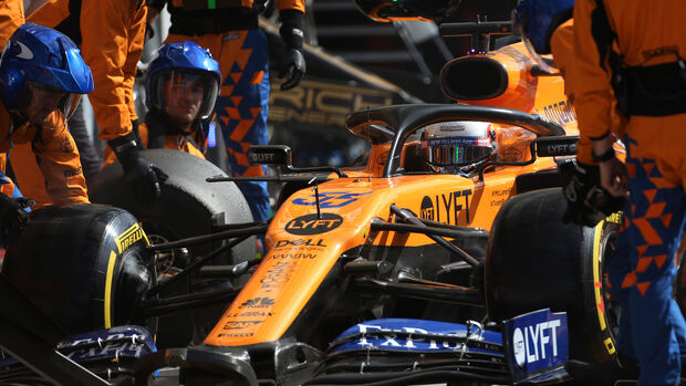 Carlos Sainz - GP Italien 2019