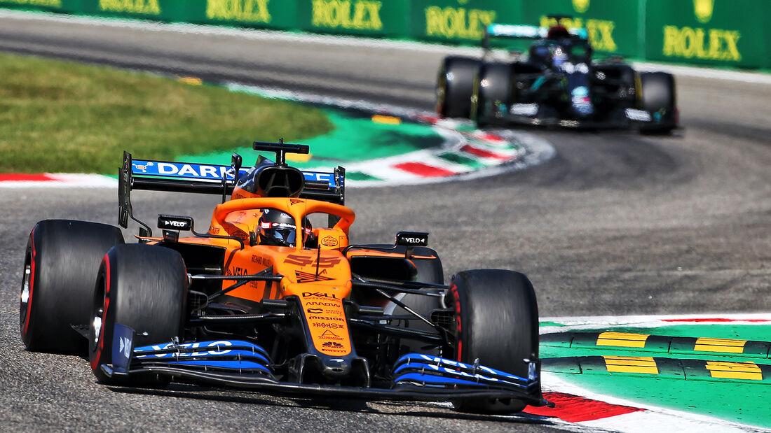 Carlos Sainz - GP Italien 2020