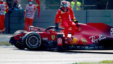 Carlos Sainz - GP Italien 2021
