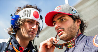 Carlos Sainz - GP Japan 2017