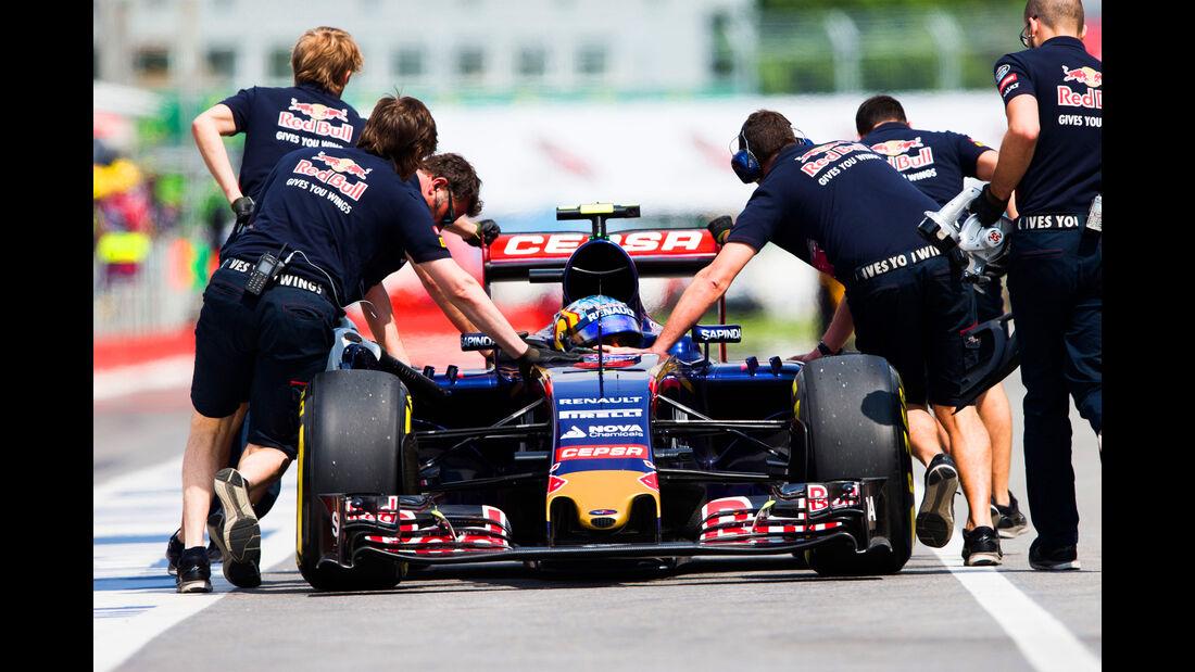 Carlos Sainz - GP Kanada 2015