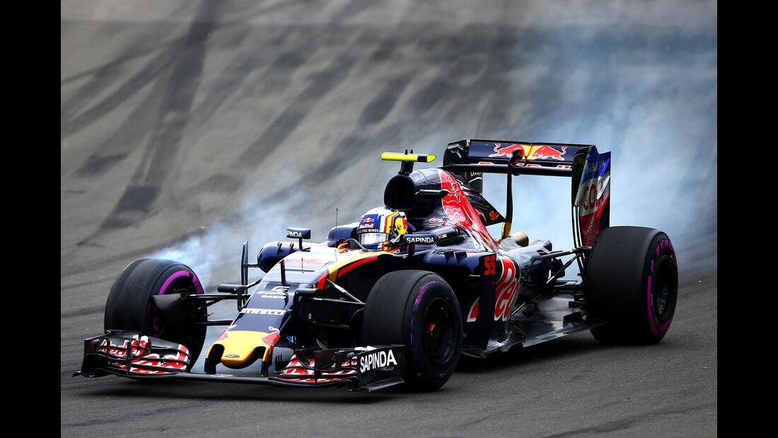Carlos Sainz - GP Kanada 2016