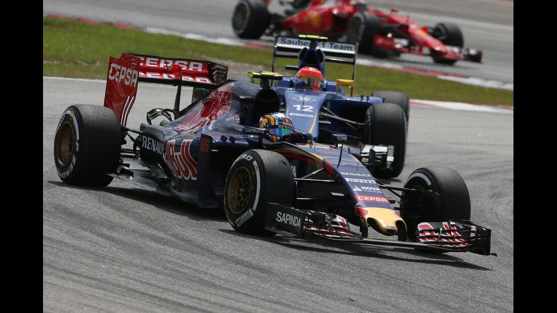 Carlos Sainz - GP Malaysia 2015