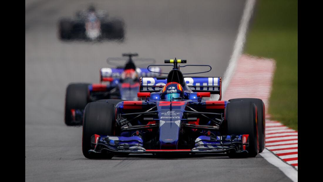 Carlos Sainz - GP Malaysia 2017