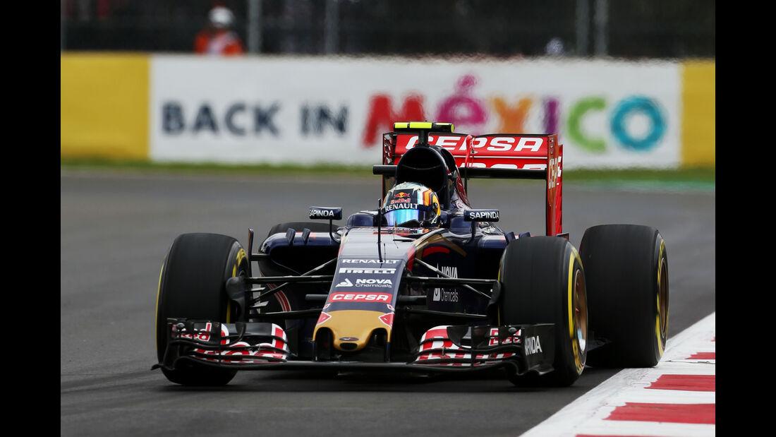 Carlos Sainz - GP Mexiko 2015