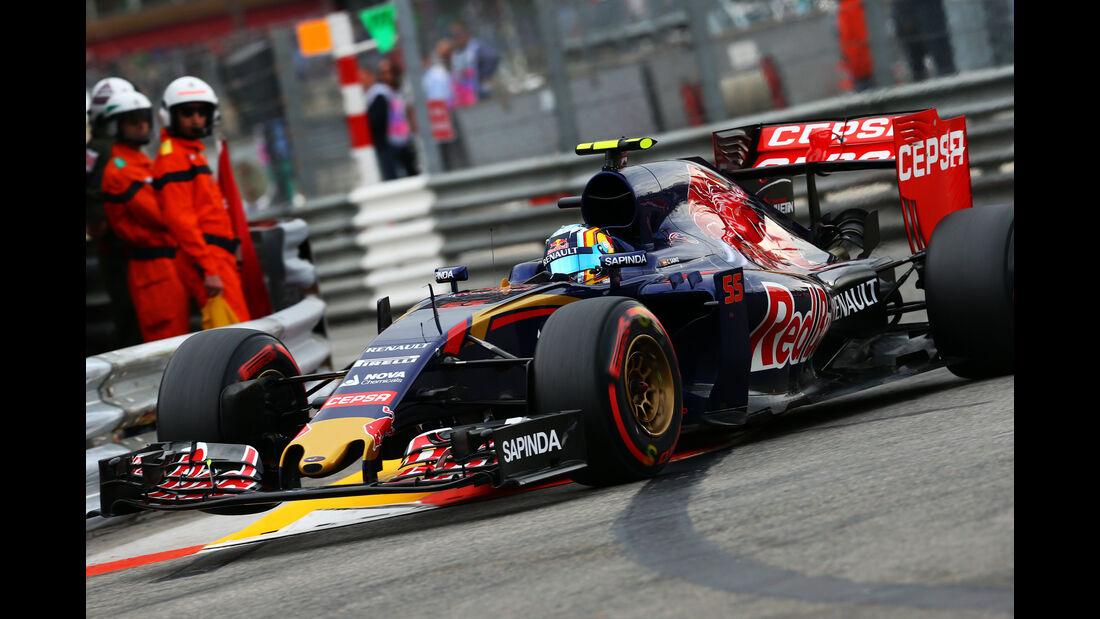 Carlos Sainz - GP Monaco 2015