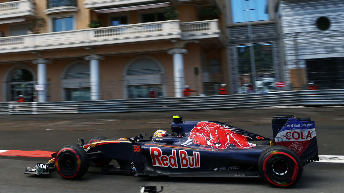 Carlos Sainz - GP Monaco 2016