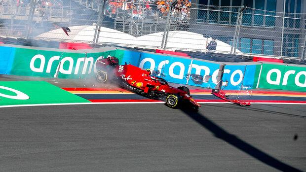 Carlos Sainz - GP Niederlande 2021