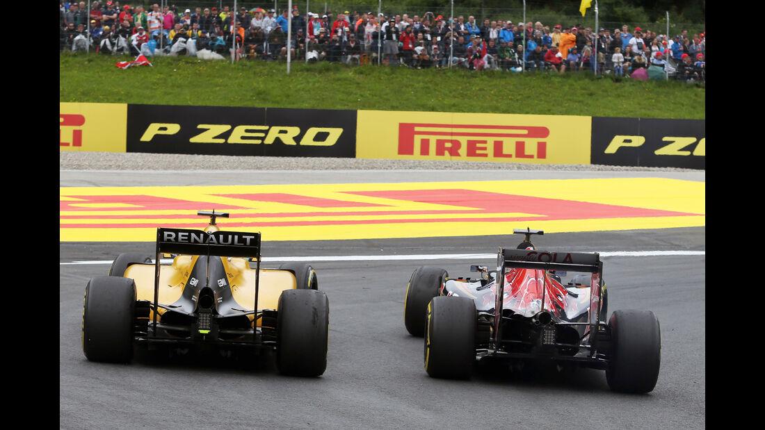 Carlos Sainz - GP Österreich 2016