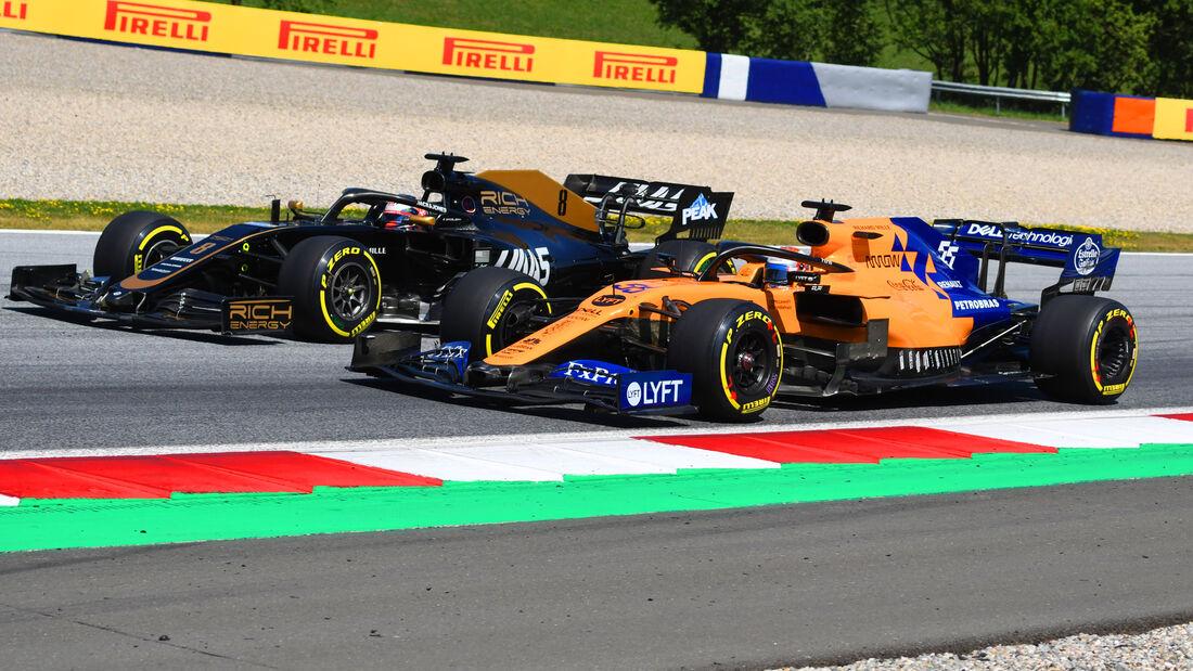 Carlos Sainz - GP Österreich 2019