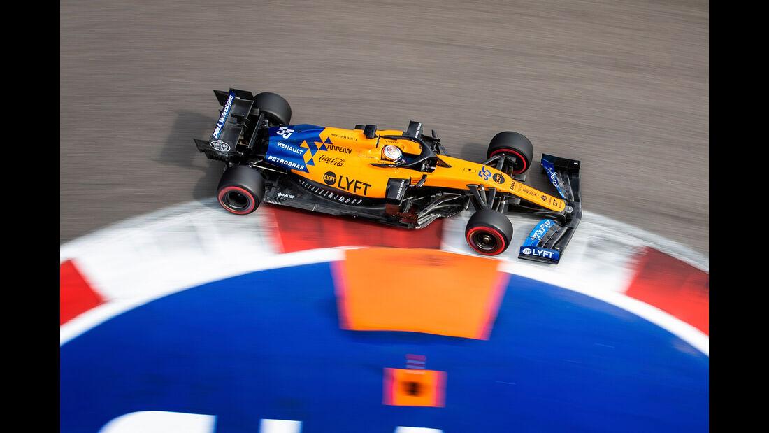 Carlos Sainz - GP Russland 2019