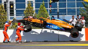 Carlos Sainz - GP Russland 2020