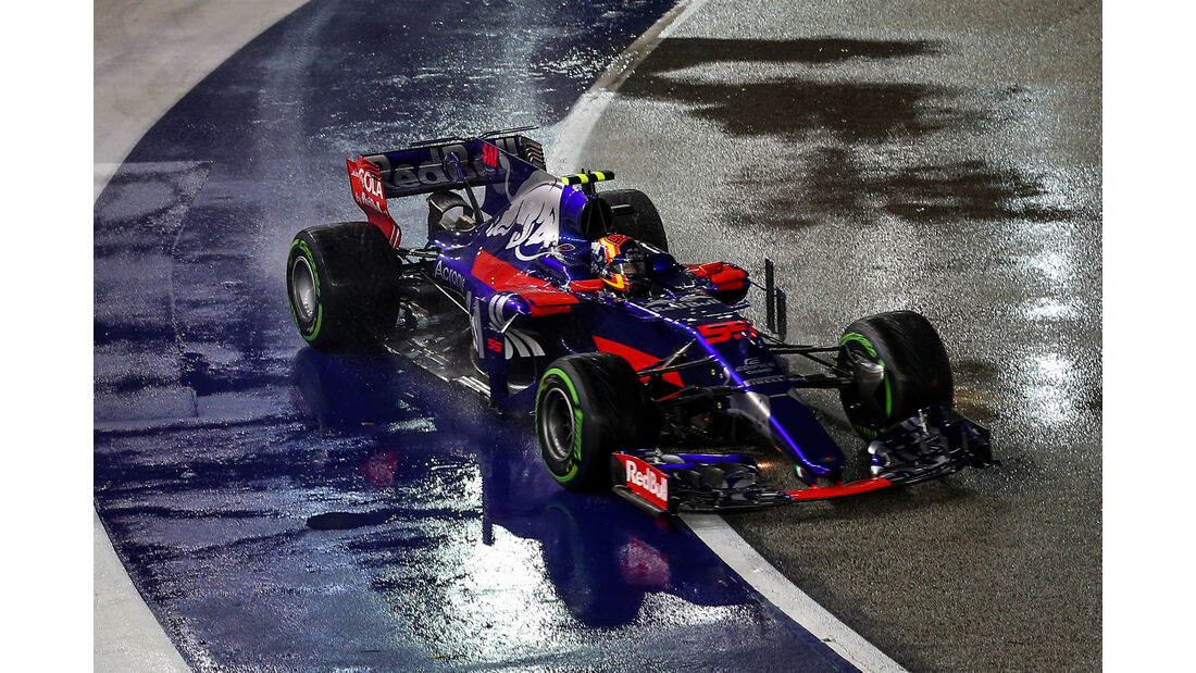 Carlos Sainz - GP Singapur 2017