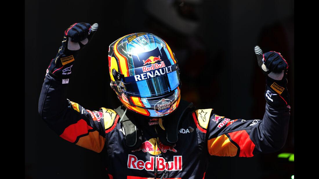 Carlos Sainz - GP Spanien 2015