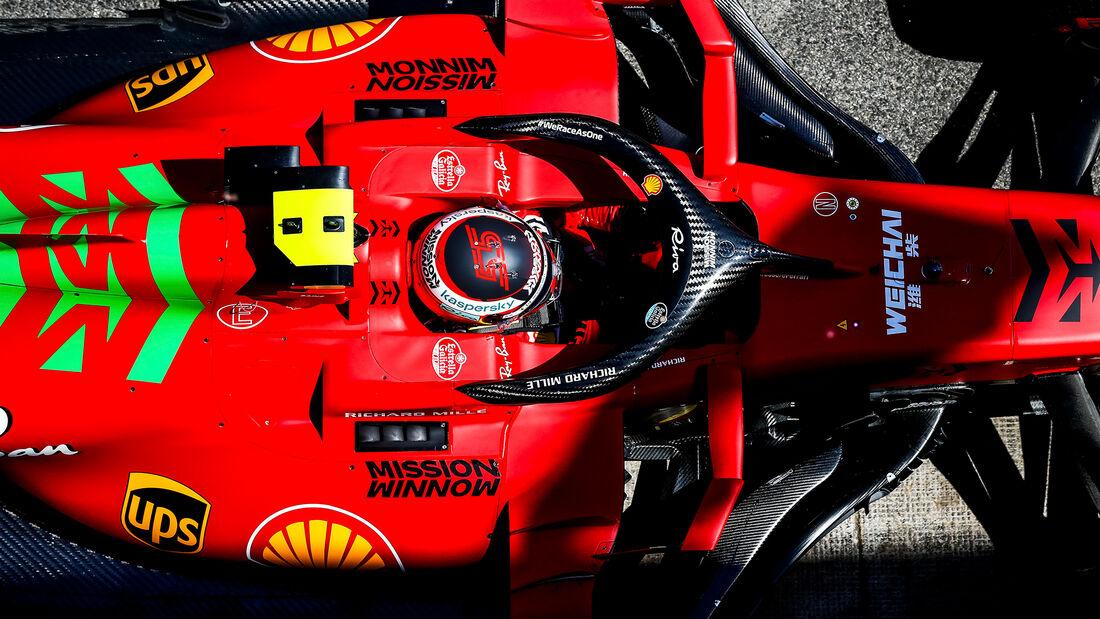 Carlos Sainz - GP Spanien 2021