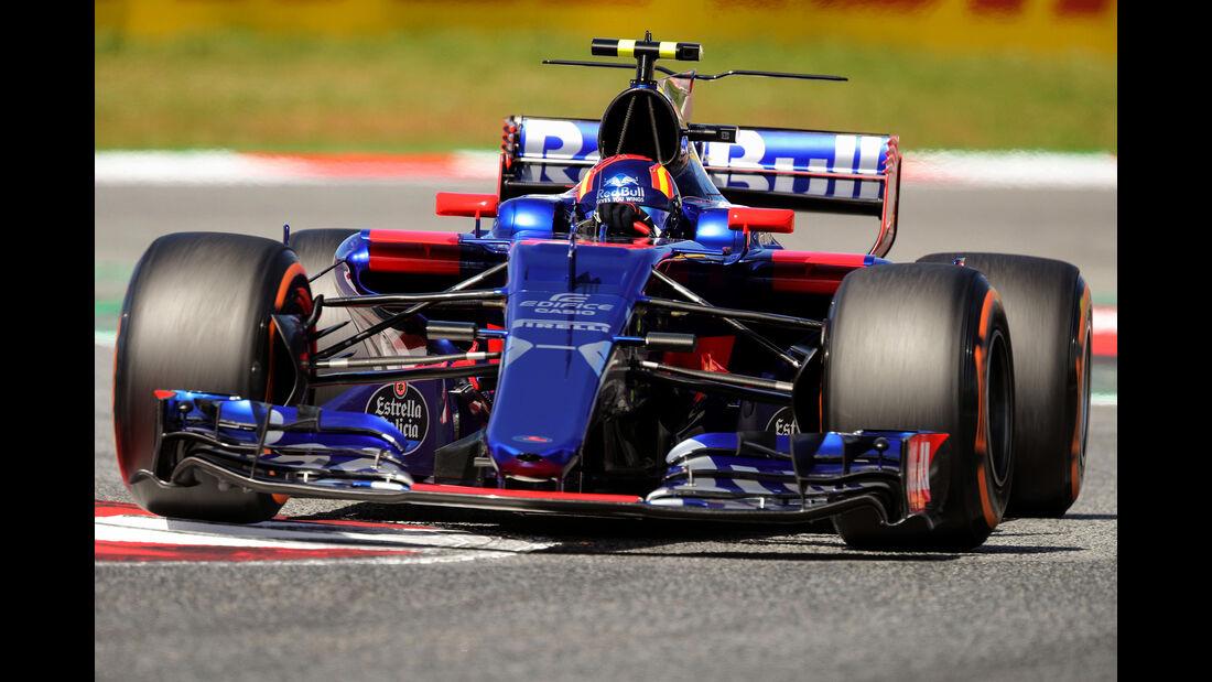 Carlos Sainz - GP Spanien - Formel 1 - 2017