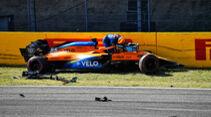 Carlos Sainz - GP Toskana  - Mugello - Formel 1 - 2020