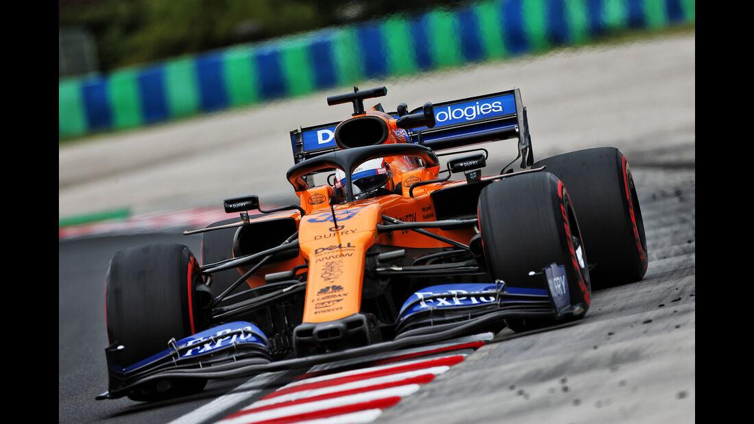 Carlos Sainz - GP Ungarn 2019