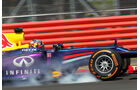 Carlos Sainz Jr. - Red Bull - Young Drivers Test - Silverstone - 19. Juli 2013