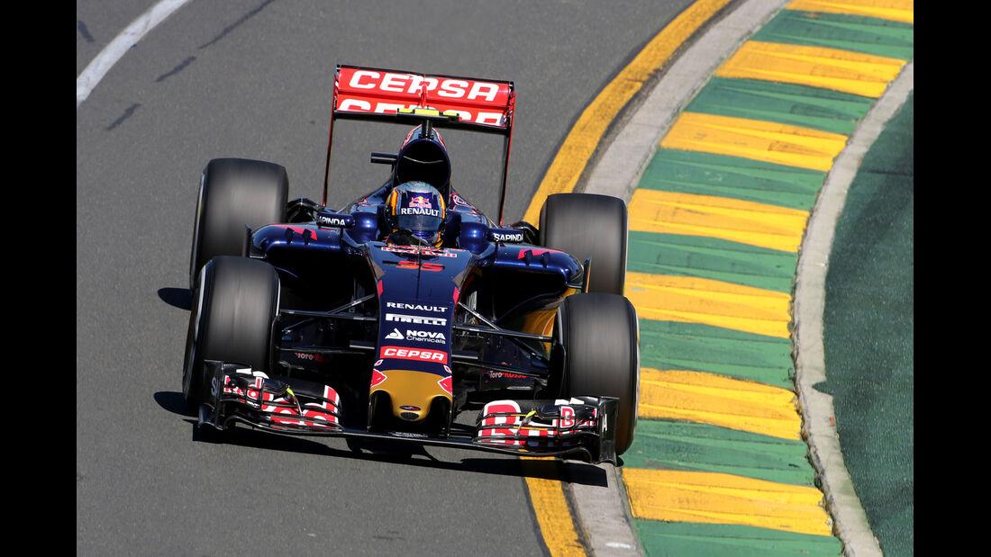 Carlos Sainz Jr. - Toro Rosso - Formel 1 - GP Australien - 13. März 2015