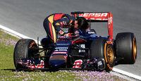 Carlos Sainz Jr. - Toro Rosso - Formel 1-Test Jerez - 1. Februar 2015