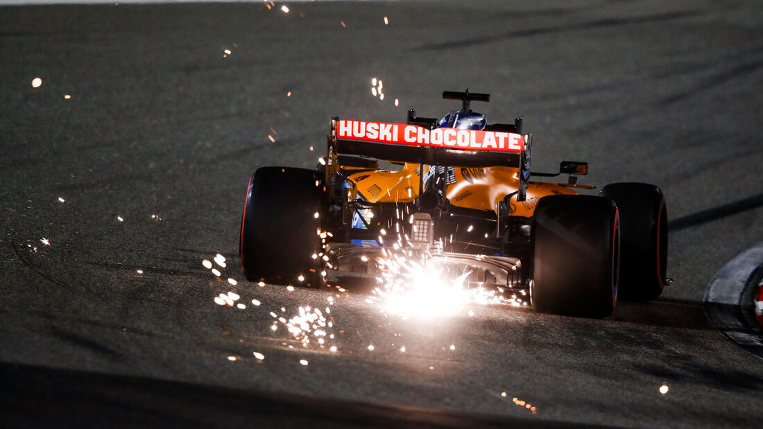 McLaren ya tiene nuevo nombre para su coche 2021