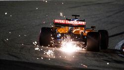 Carlos Sainz - McLaren - Bahrain - Sakhir