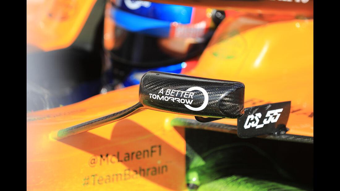 Carlos Sainz - McLaren - Barcelona - F1-Test - 18. Februar 2019