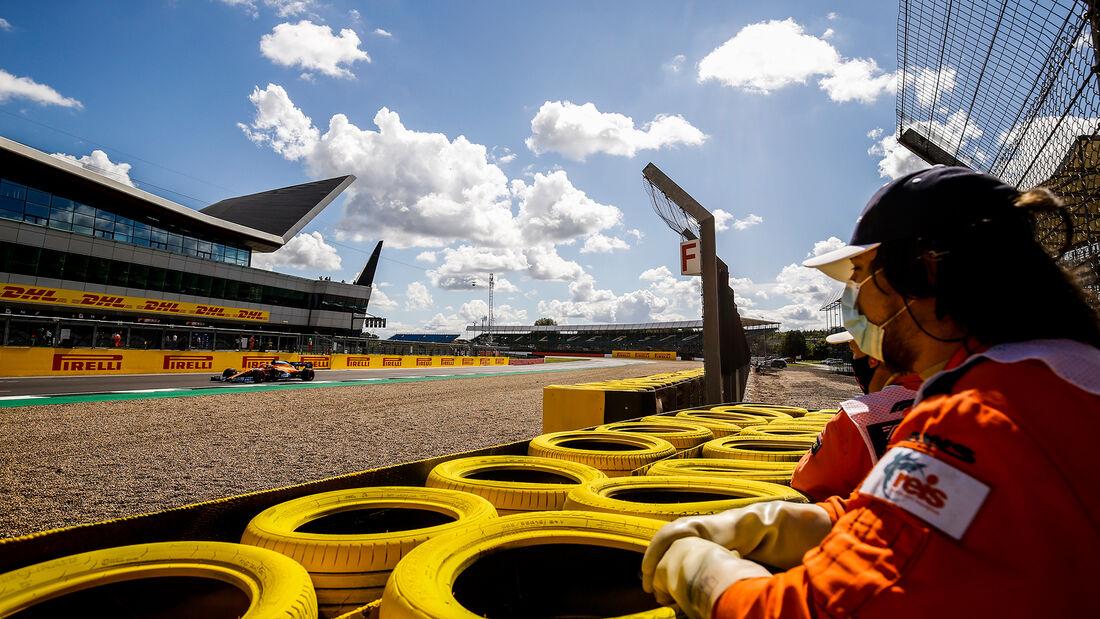 Carlos Sainz - McLaren - England - Silverstone
