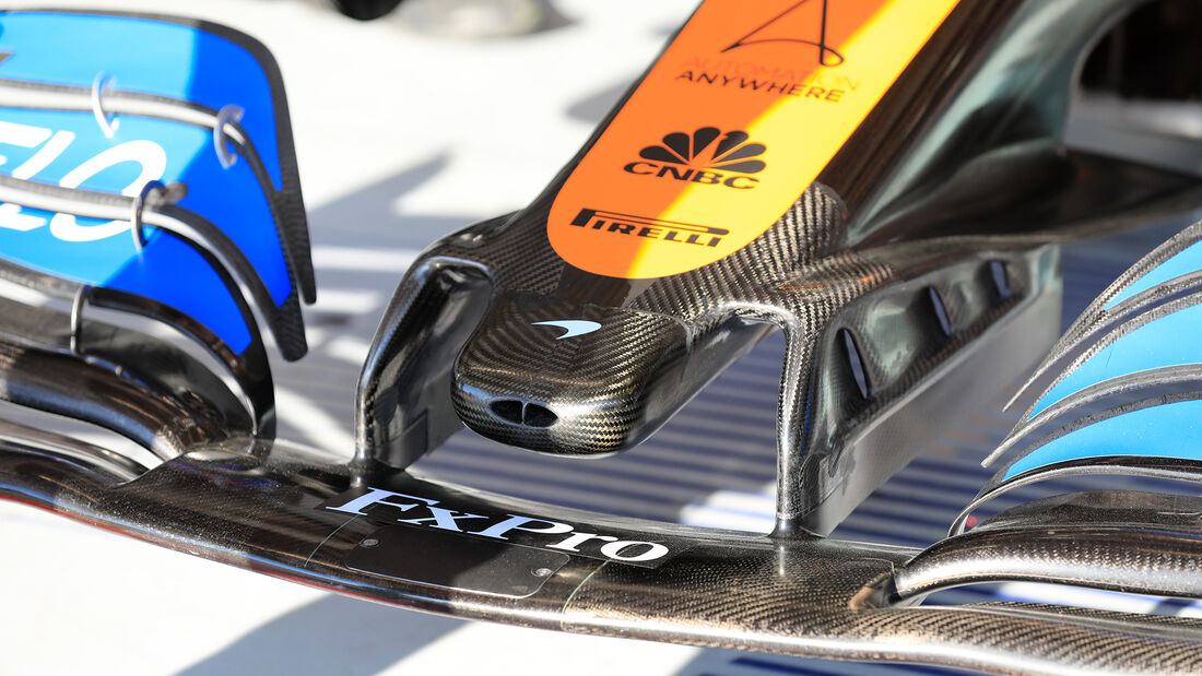 Carlos Sainz - McLaren - F1-Test - Barcelona - 19. Februar 2020