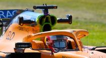 Carlos Sainz - McLaren - Formel 1 - GP 70 Jahre F1 - England - Silverstone - 7. August 2020
