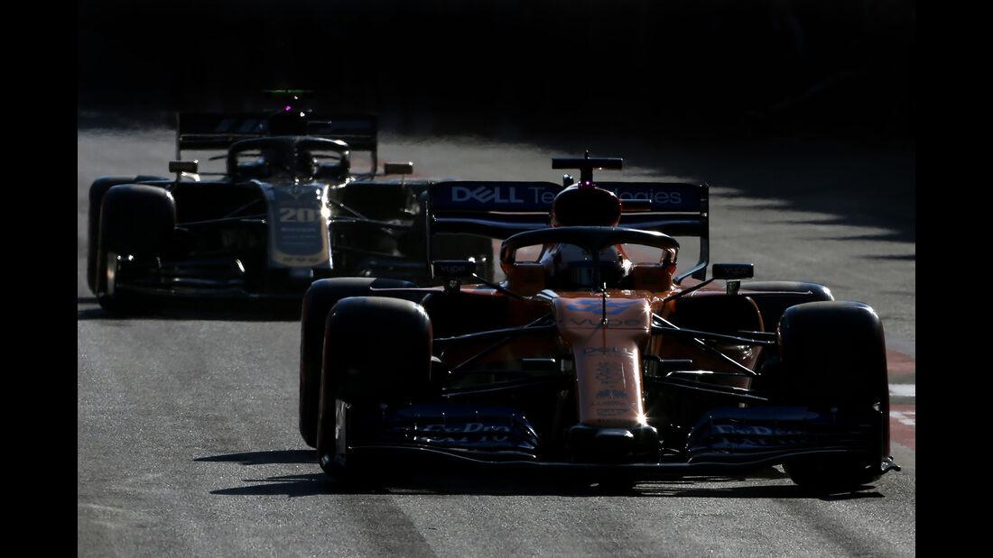Carlos Sainz - McLaren - Formel 1 - GP Aserbaidschan - 27. April 2019