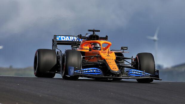 Carlos Sainz - McLaren - Formel 1 - GP Portugal - Portimao - 23. Oktober 2020