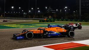 Carlos Sainz - McLaren - Formel 1 - GP Sakhir - Bahrain - Samstag - 5.12.2020
