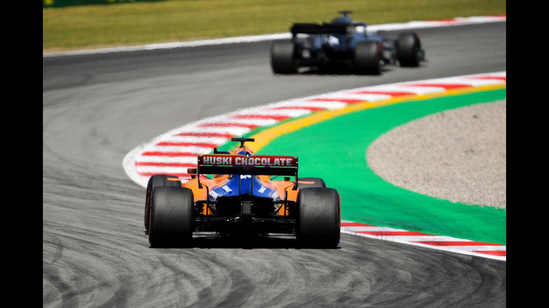 Carlos Sainz - McLaren - Formel 1 - GP Spanien - Barcelona - 10. Mai 2019