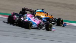 Carlos Sainz - McLaren - Formel 1 - GP Steiermark 2020 - Spielberg - Rennen