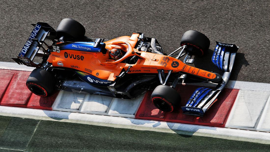 Carlos Sainz - McLaren - GP Abu Dhabi 2020