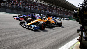 Carlos Sainz - McLaren - GP Brasilien 2019