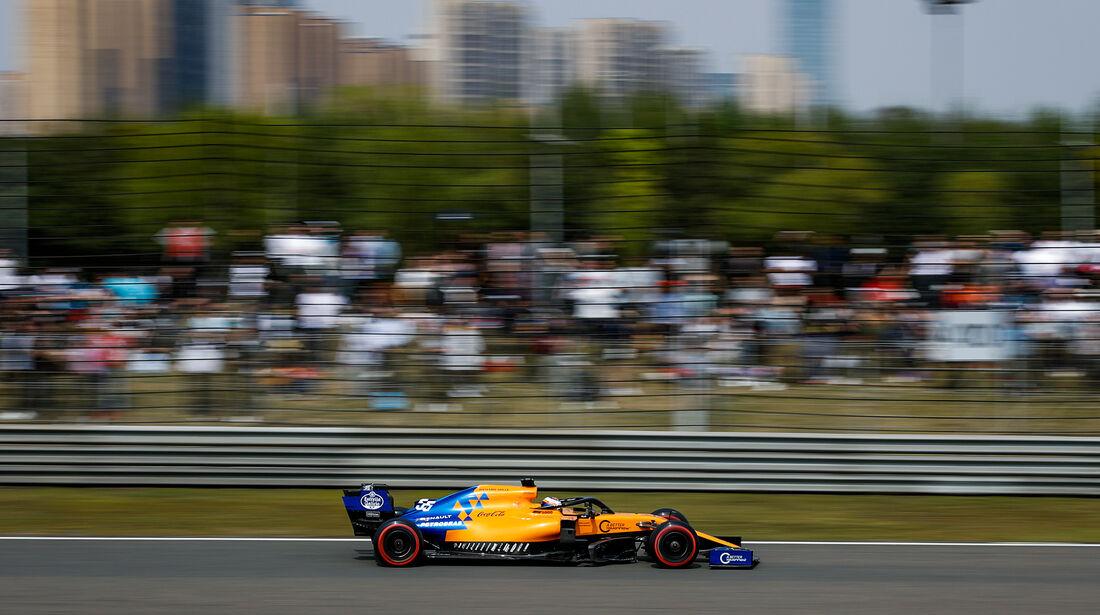 Carlos Sainz - McLaren - GP China 2019 - Shanghai