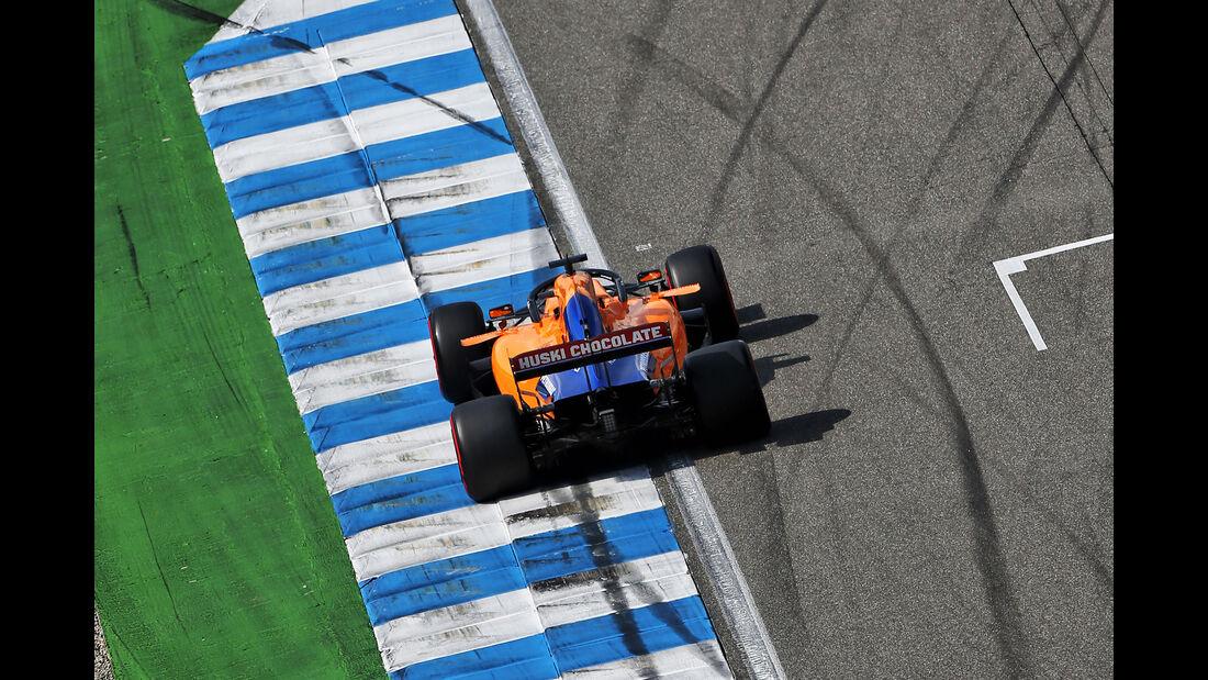 Carlos Sainz - McLaren - GP Deutschland 2019 - Hockenheim - Qualifying