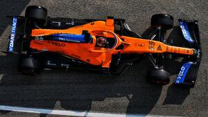 Carlos Sainz - McLaren - GP Emilia-Romagna 2020 - Imola