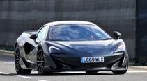 Carlos Sainz - McLaren - GP England  - Silverstone - 30. Juli 2020