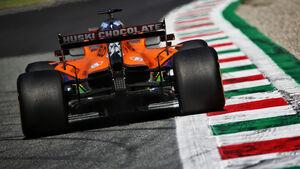 Carlos Sainz - McLaren - GP Italien 2020 - Monza