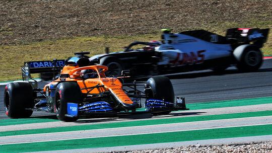 Carlos Sainz - McLaren - GP Portugal - Portimao