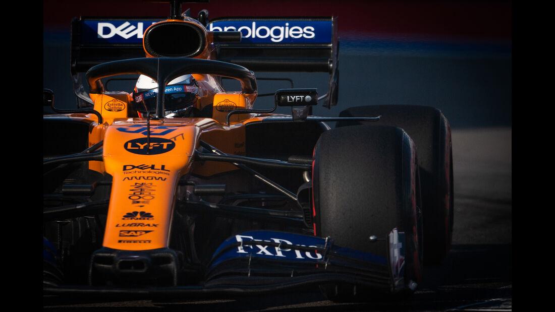 Carlos Sainz - McLaren - GP Russland 2019 - Sotschi - Qualifying