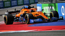 Carlos Sainz - McLaren - GP Russland - Sotschi - Formel 1 - 2020