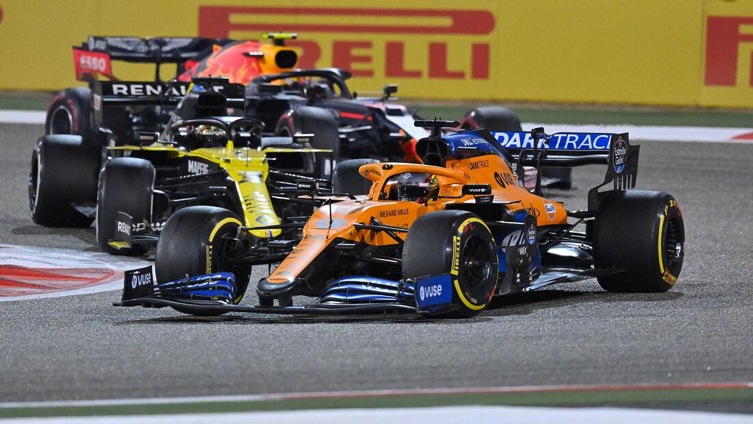Carlos Sainz - McLaren - GP Sakhir 2020 - Bahrain