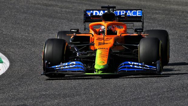 Carlos Sainz - McLaren - GP Toskana 2020